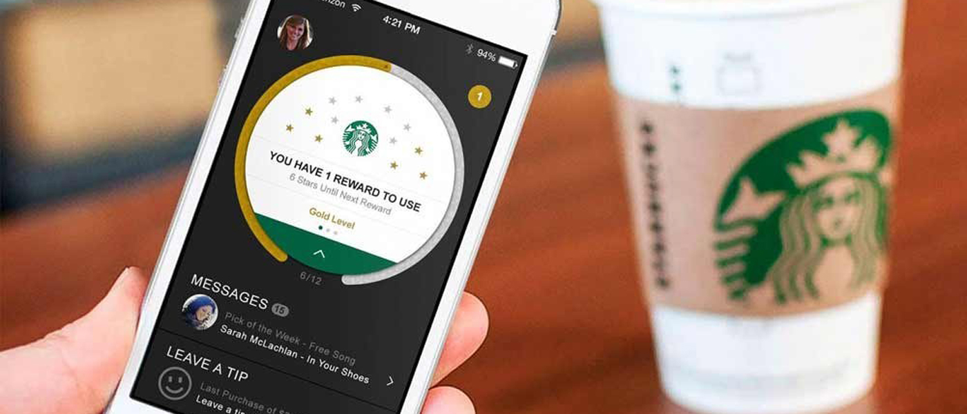 Starbucks' Rewards scheme