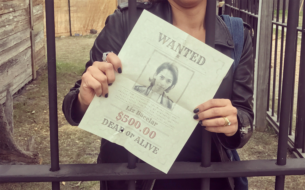 "TheCurrent's founder, Liz Bacelar, ""wanted"" at the Westworld SXSW experience"