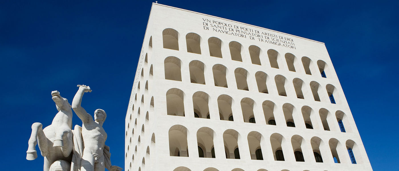 Fendi will be opening its Rome HQ, Palazzo della Civiltà Italiana, to the public