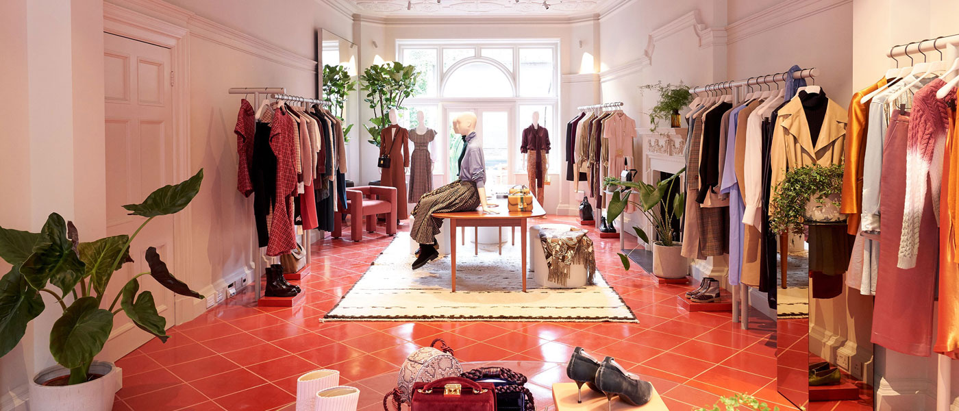 MatchesFashion.com at Carlos Place