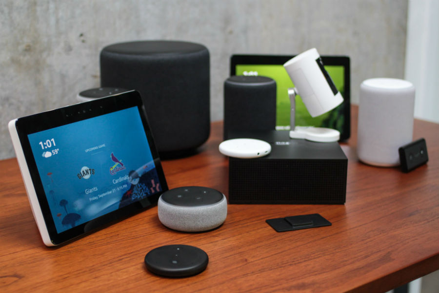 Existing Amazon smart devices have also been updated