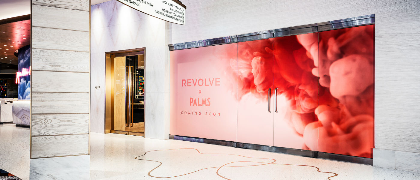 Revolve at Palms Casino Resort