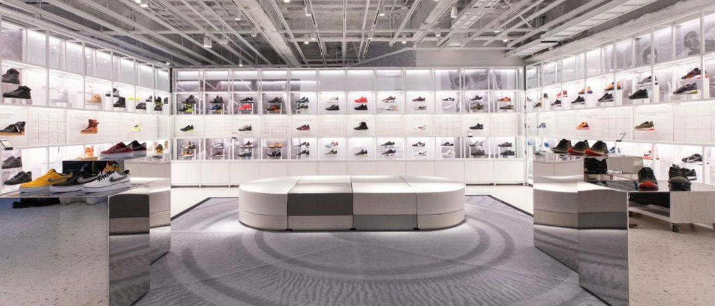 Nike's new NYC flagship